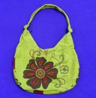 Flower Burst Shoulder Bag